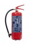 Extintor de fuego portatil polvo  6kg EXTRA