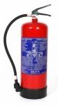 Extintor de fuego portatil agua 9l