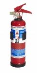 Extintor de fuego portatil gas 1 kg