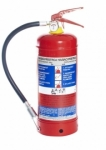 Portable fire extinguisher gas 6 kg