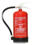 Extintores portátiles de polvo 6kg - Clase D