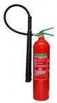 Extintores portátiles CO2 5kg - Antimagnético